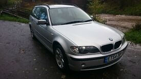 2005 BMW 320D ESTATE AUTOMATIC, 121K MILES, BARGAIN