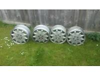 Mercedes e class w210 16 inch alloy wheels