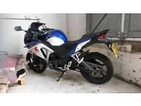 WK SP50 motorbike