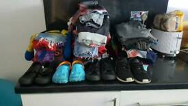 Boys clothes 2-3 3-4 4-5 5-6 & shoes