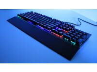 MotoSpeed CK108 Mechanical Cherry MX blue Gaming Keyboard - Great Condition