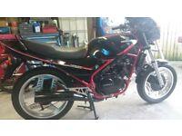Honda VT250