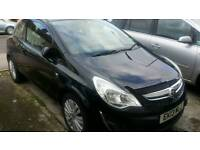 2013 VAUXHALL CORSA//BUILT IN GPS// *VERY LOW MILEAGE*