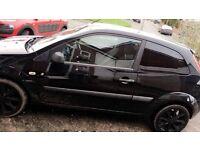 Ford Fiesta Zetec 2006 (cambelt change+long mot)