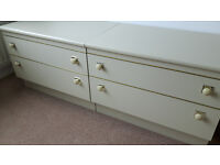 2 Schreiber Chests of Draws - In lovely condition