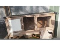 rabbit hutch for sale £12