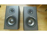 Alesis monitor one mkII passive speakers studio monitors
