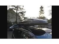 Kamei XL roof box hire / rent in Cambridge area