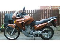 2001 honda transalp 650