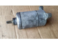 Yamaha XJ 600 S Diversion starter motor come of a 98 model