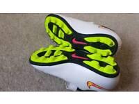 Kids football boots - size 12