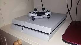 White PS4 for sale!