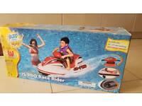 Water Race rider