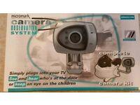 Micromart CCTV camera observation system