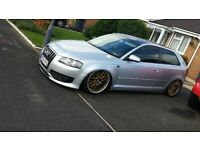 audi a3 bagged airride s3 lowered