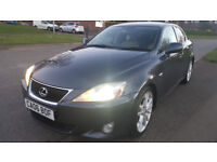 Lexus IS 250 2.5 Sport 4dr STUNNING SPORTS SALOON **ABSOLUTE TREAT TO DRIVE**