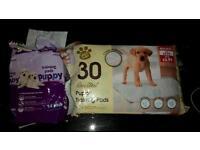 Puppy pads