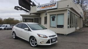 2013 Ford Focus Titanium - LEATHER! BACK-UP CAM!