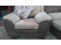 3 piece sofa and 1 chair