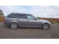 Bmw 320d touring for sale. 6 speed manual