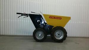 HONDA WHEEL BARROW MUCK TRUCK CONCRETE BUGGY DOLLY + 500 POUND CAPACITY + 1 YEAR WARRANTY + FREE SHIPPING MANITOBA WIDE