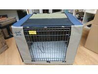 """Croft 24"""" Showman Dog Crate - excellent condition"""