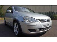 Weekend Sale Vauxhall Corsa Sri 1.8 | AC 3 Door Hatchback | Good Service History | Silver Bluetooth