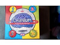 BRAND NEW STILL IN PACKAGING- CRANIUM BOARD GAME.
