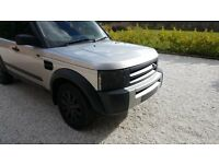 Land Rover Discovery 3 auto FULL 12 MONTHS MOT 7 SEATS FULL SERVICE HISTORY MINT CONDITION