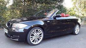 BMW 1 2.5L petrol, full BMW history. Great condition!