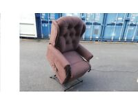Comfomatic The Deluxe Rise & Recline Chair range,Massage option heated seat
