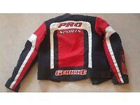 Motorbike jacket size L