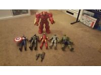 Marvel Avengers: Age of Ultron Interactive Figures