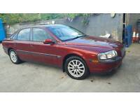 VOVLO S80 TOP OF THE RANGE! LONG MOT DRIVES PERFECT FAULTLESS
