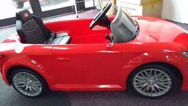 Childrens Car For Sale Audi TT