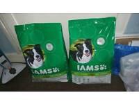 Iams Complete Dog Food 2 x 12kg