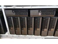 Dell Optiplex 7010 Intel core i3 3RD GEN 8gb ram, 320gb hdd win 7 dvd/rw dell lcd available