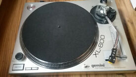 Gemini XL-600 Direct drive turntable