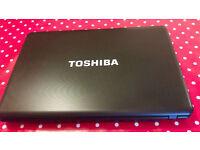 Toshiba Satellite C660 laptop