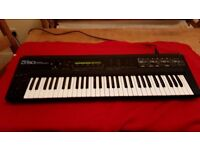 Roland D50 synth with JM Jarre patches