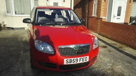 Skoda Fabia 1.2 Ideal first car Cheap to tax and insure