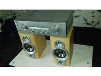 JVC Speakers + SONY Amplifier