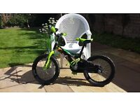 """12"""" Boys Bikes - x2 - will sell as pair or separate - excellent condition - one owner"""
