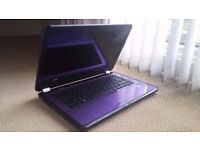 purple candy windows 10 pavilion laptop awesome spec L@@K
