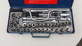 42 Piece Socket Wrench Set