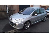 For sale my peugeot 307 2.0hdi xsi