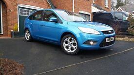 Ford Focus Sport - 2011 1.6 5 door - with Sat Nav