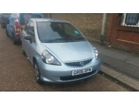 HONDA JAZZ 1.2 MINT CONDITION 12 MONTH MOT VERY LOW MILES 58000
