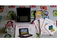 Nintendo 3DS XL, 2012. Includes some accessories.