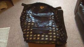 Motorcycle leather jacket Buffalo
